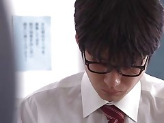 Well, when you have such a sexy teacher like Arisu is a bit hard to stay focused. This smoking hot oriental teacher has a slim, gorgeous body and a pretty face that needs a few loads of cum on it. She approaches her dorky student and pays him some special attention. Is Arisu going to teach him how to fuck her?